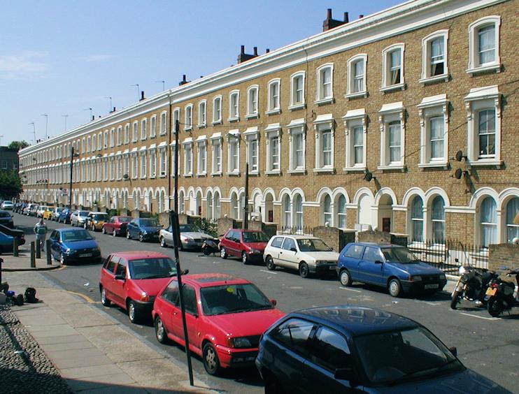 Hidden London: Cedarne Road – a substantial terrace in Walham Green