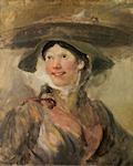 The Shrimp Girl, about 1740-5, William Hogarth