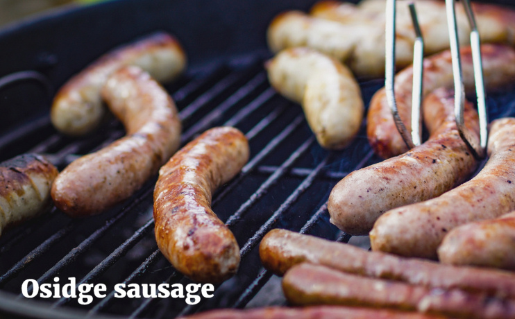 Hidden London: Osidge sausage
