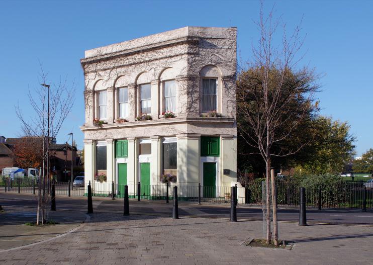 Hidden London: former Sabbarton Arms by Matt Buck