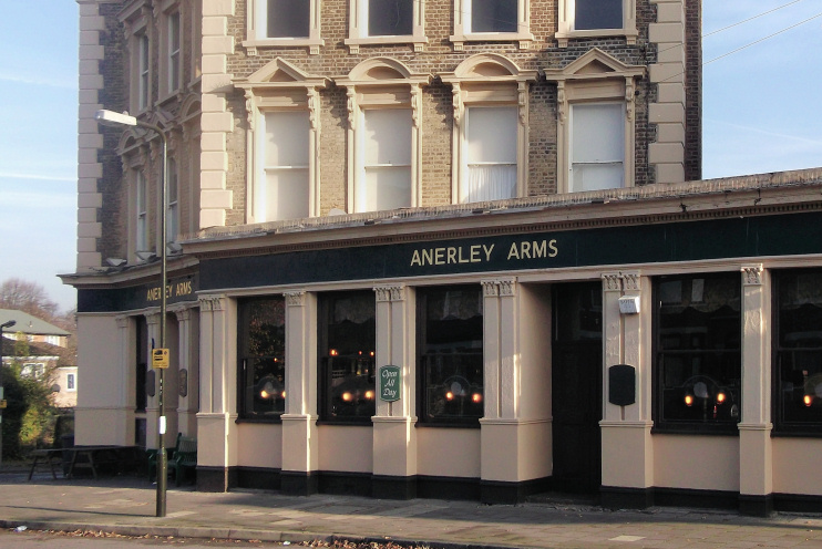 Hidden London: The Anerley Arms by David Anstiss