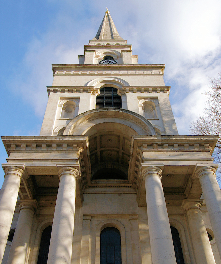 Hidden London: Christ Church Spitalfields by Julian Osley