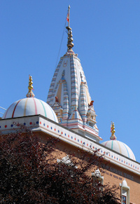 The Shree/Shri Swaminarayan Temple in Willesden/Brondesbury