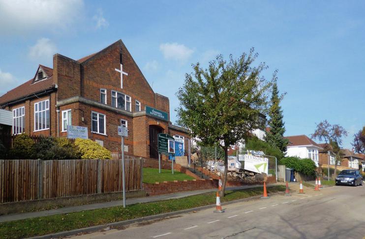 Hidden London: Underhill Baptist Church by Des Blenkinsopp
