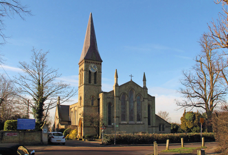 Hidden London: Christ Church by John Salmon