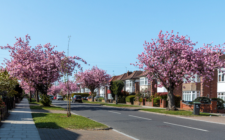Hidden London: Bincote Road by Christine Matthews