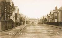 Hidden London: Derry Downs c.1920 (source Ideal Homes)