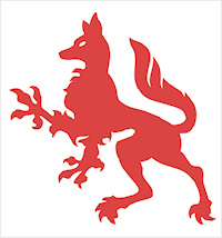 Hidden London: Enfield heraldic beast, as used by Enfield council