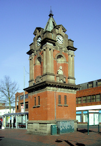 Hidden London: Bexleyheath clocktower, photographed by Paul Farmer