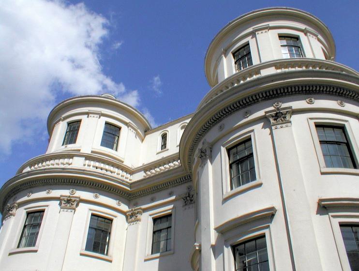 Hidden London: 449 Strand (built 1830–32)