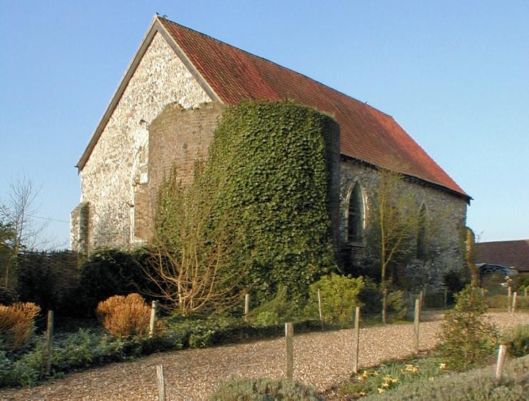 Hidden London: Ruxley chapel