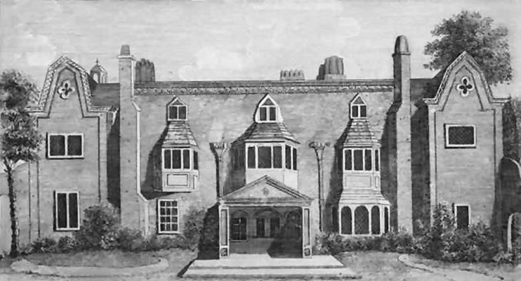 Hidden London: Friday Hill manor house