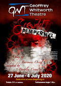 Geoffrey Whitworth Theatre - GWT - Scarlet Pimpernel 2020 ad