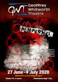 Geoffrey Whitworth Theatre - GWT - Scarlet Pimpernel 2020 ad