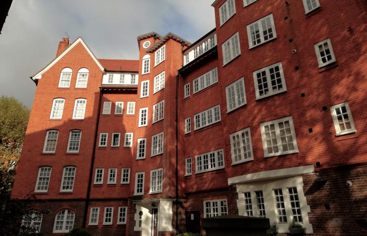 Hidden London: Millbank estate