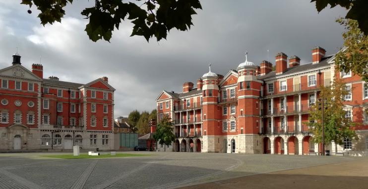 Hidden London: Chelsea College of Arts