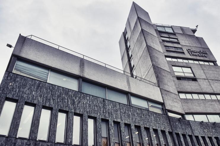 Hidden London: Churchill Theatre
