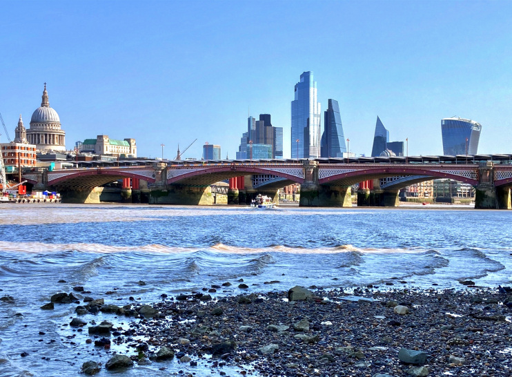 Matt Brown: The Thames and the City