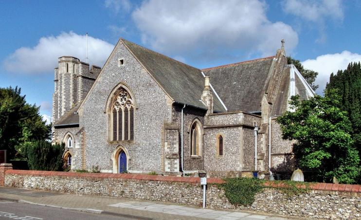 Hidden London: Holy Trinity church