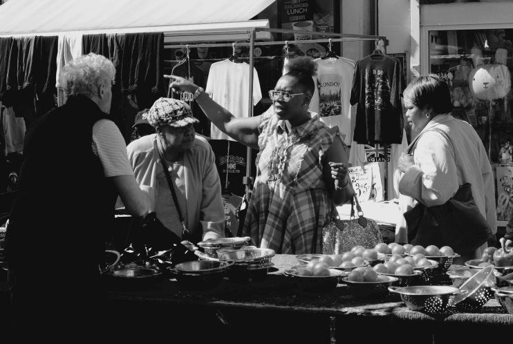 Hidden London: Deptford Market, by Sam
