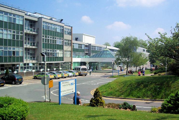 Hidden London: Royal Marsden Hospital by the Saunterer