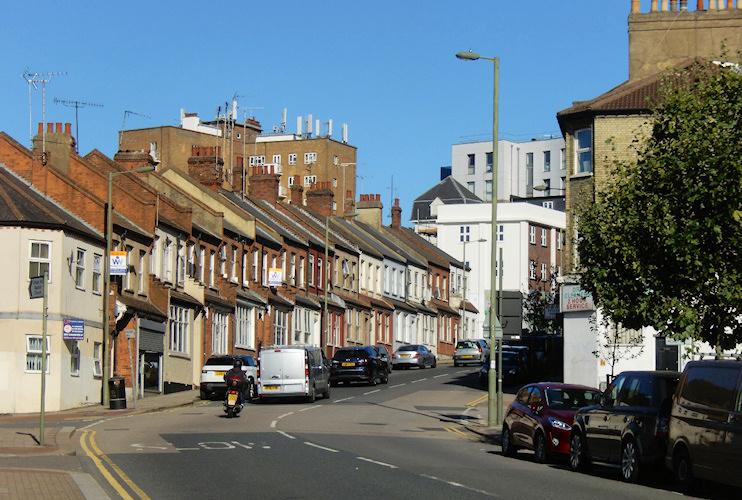 Hidden London: Cricklewood Lane, Child's Hill, by Stephen McKay
