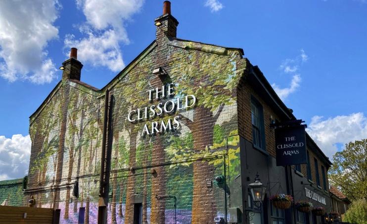 Hidden London: the Clissold Arms, photographed by Matt Brown