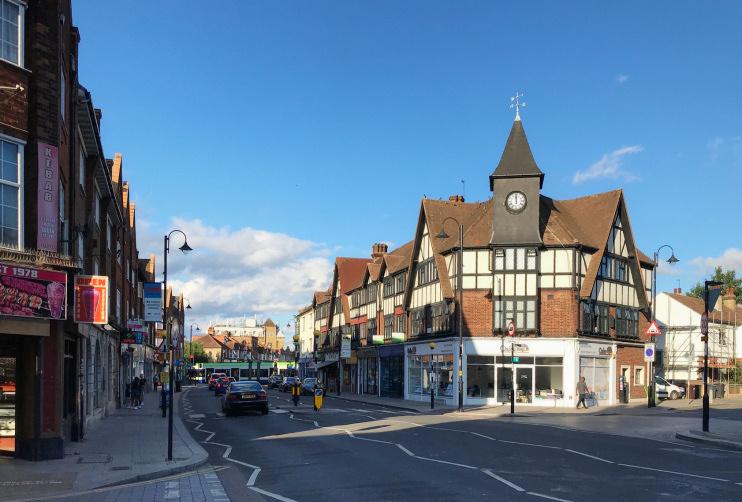 Hidden London: Addiscombe shops by WisDom-UK